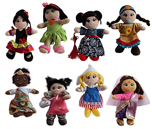Top 10 Dolls from Around the World - Toys & Games