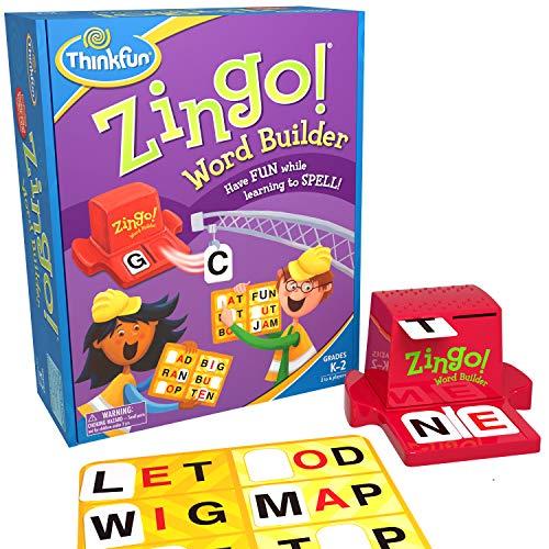Top 10 Zingo Word Builder - Reading & Writing Development Toys