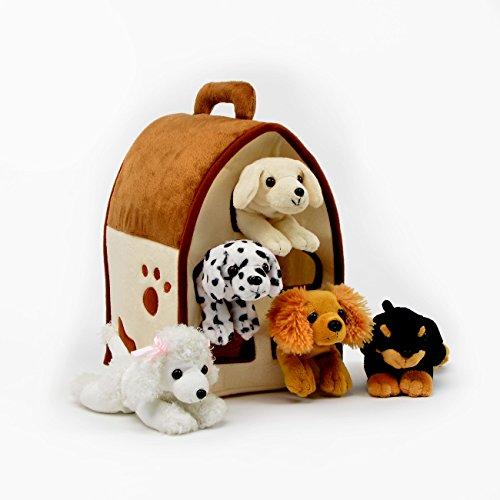 Top 7 Plush Dog House - Stuffed Animals & Teddy Bears