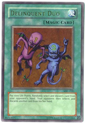Top 6 Delinquent Duo Yugioh - Collectible Card Game Singles