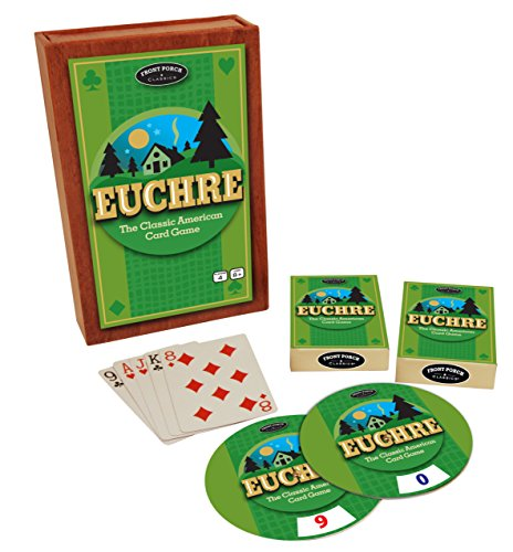 Top 9 Euchre Card Game Set - Card Games