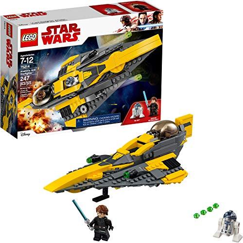 Top 6 Anakin Skywalker Ship - Toy Building Sets