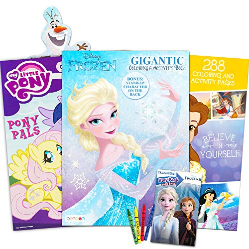 Top 9 Coloring Books for Girls - Arts & Crafts Supplies