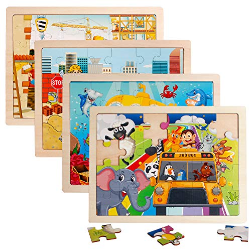 Top 10 Kids Puzzles Age 4 - Jigsaw Puzzles