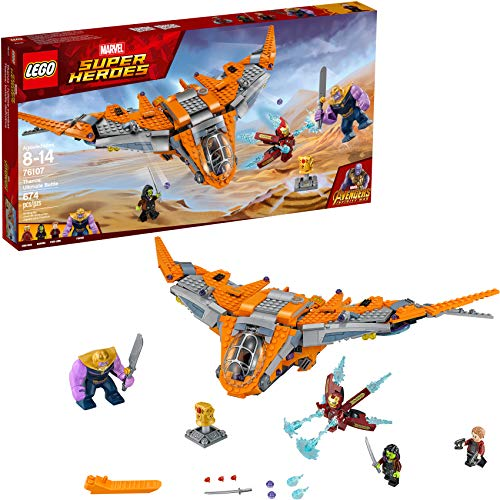 Top 8 Guardians of The Galaxy LEGO - Toy Building Sets
