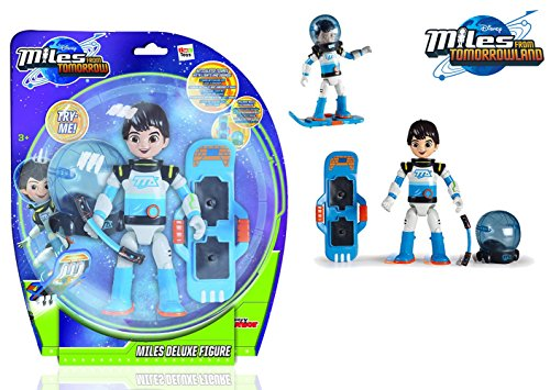 Top 8 Miles from Tomorrowland Toys - Action Figures