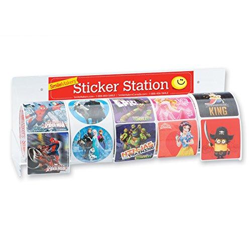 Top 10 SmileMakers Sticker Rolls - Kids' Stickers