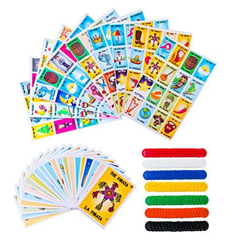 Top 9 Loteria for Kids - Board Games
