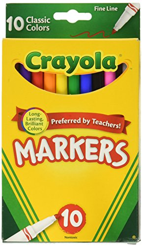 Top 9 Fine Line Markers - Markers & Highlighters