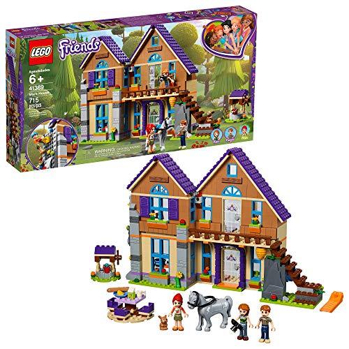 Top 9 Mias House LEGO Friends - Toy Building Sets