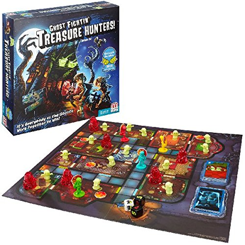 Top 9 Ghost Fighting Treasure HUNTERS - Board Games