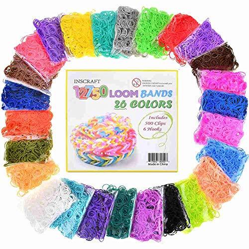 Top 9 Rainbow Loom Rubber Bands - Kids' Jewelry Making Kits