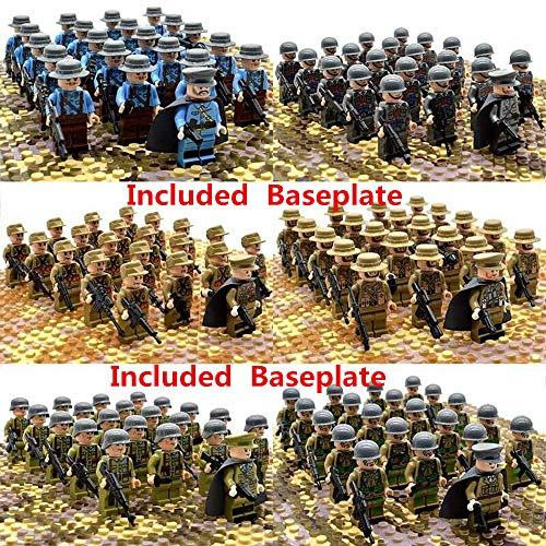 Top 9 LEGO Army Men - Toy Building Sets