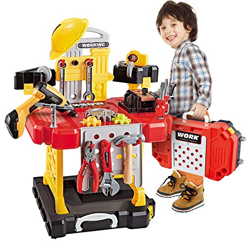 Top 10 Tool Toys for Toddlers - Toy Construction Tools