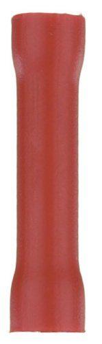 Install Bay RVBC 22/18-Gauge Vinyl Connector, Red 100-Bag