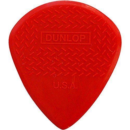 Dunlop 471R3N Max-Grip Jazz III, Red Nylon, 24/Bag