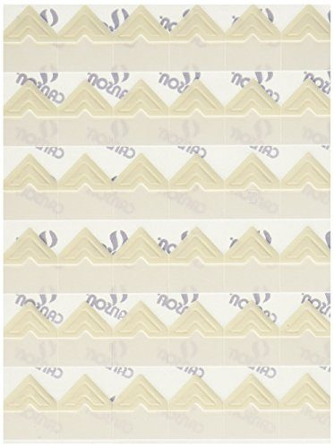 Canson 100510403 Self Adhesive Photo Corners, Ivory