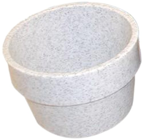 Lixit 30-0765-024 Q-Lock Crock for Birds and Small Animals, 10-Ounce Colors may vary