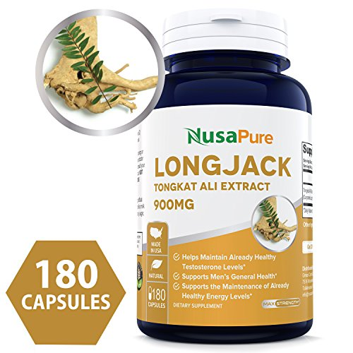 Support Reproductive Health – Best Black Maca Root 1600mg 200 Capsules Non-GMO & Gluten Free Max