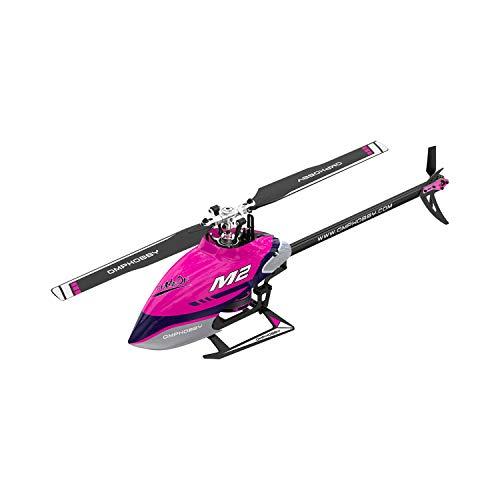 Top 9 OMPHOBBY M2 Remote Control Helicopter - Hobby RC Helicopters