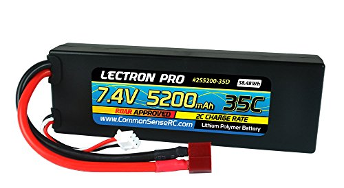 Top 8 Common Sense RC - Hobby Remote & App Controlled Vehicle Batteries