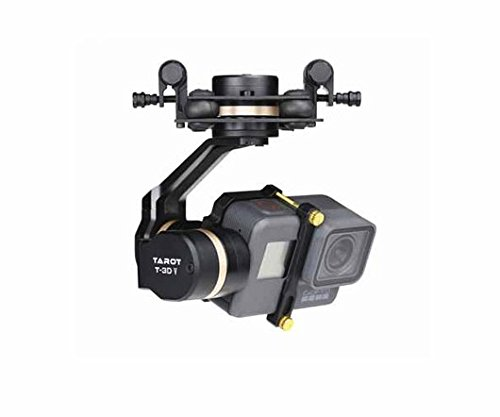 Top 9 Gimbal for Go Pro - Quadcopter Camera Mounts