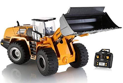 Top 10 HuiNa Front Loader - Toy Vehicles