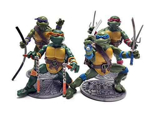 Top 7 Teenage Mutant Ninja Turtles Action Figures - Action Figures