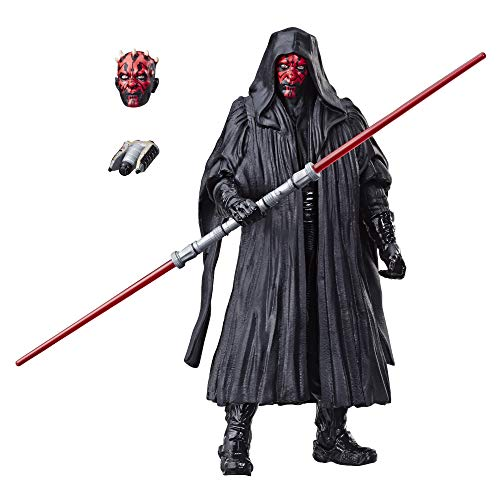 Top 8 Maul Black Series - Action Figures