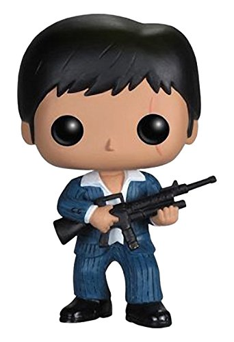 Top 8 Scarface Funko Pop - Statue, Maquette & Bust Action Figures