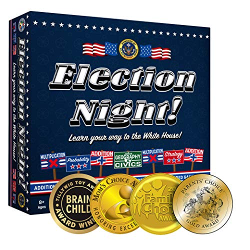 Top 10 Election Night Board Game - Board Games