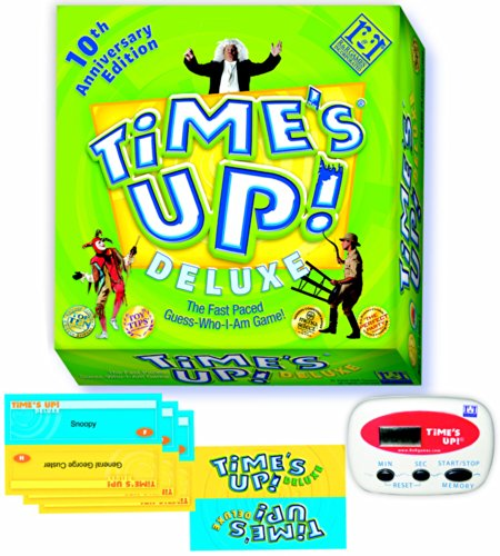 Top 9 Times Up Game - Board Games
