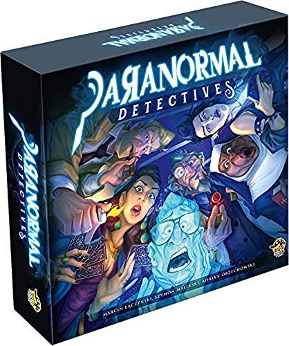 Top 10 Paranormal Detectives Board Game - Board Games