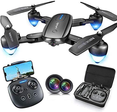Top 10 Zuhafa T4 Foldable Drone - Electronics Features