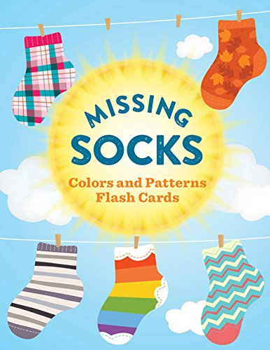 Top 10 Missing Socks Matching Game - Flash Cards