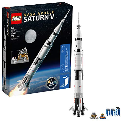 Top 6 Saturn V Rocket - Toy Building Sets