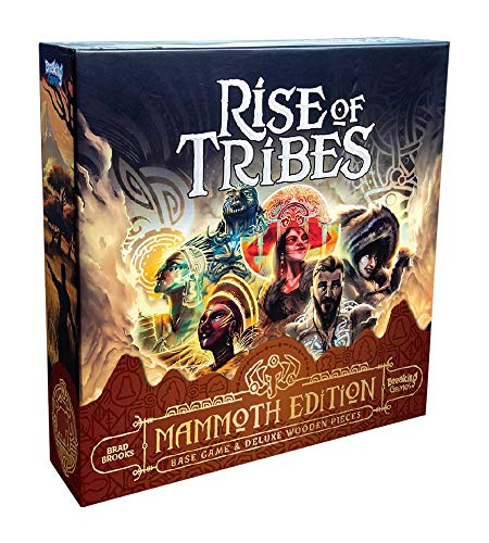 Top 10 Rise of Tribes - Board Games