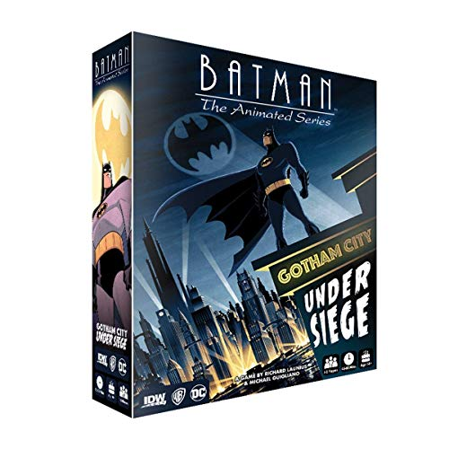 Top 9 IDW Games Batman - Board Games