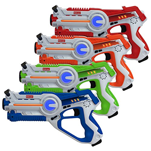 Top 10 Dynasty Toys Laser Tag Set - Toys & Games Activities & Amusements