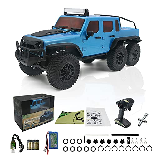 Top 10 6x6 RC Truck - Hobby RC Crawlers