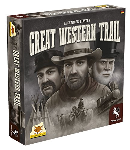 Top 9 Great Western Trail - Board Games