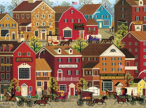 Top 10 Charles Wysocki Puzzles For Adults 1000 Piece - Jigsaw Puzzles
